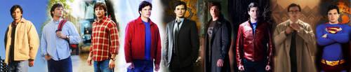 Smallville: Clark Evolution by Kyl-el7