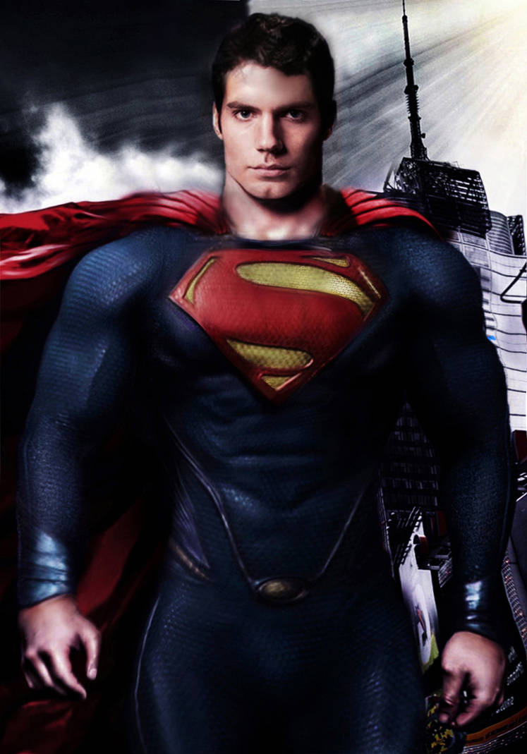 Superman: Man of Steel by Kyl-el7 on DeviantArt