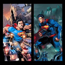 The New Superman by Kyl-el7