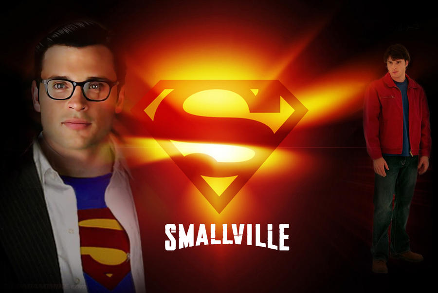 smallville wallpaper by kyl el7 on deviantart