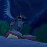 Stitch - I'm lost by Elendar89