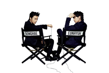 Donghae and Eunhyuk png by SuJuEdits