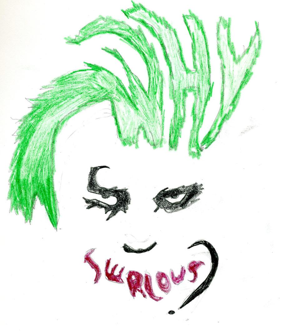 Joker Why So Serious? by tigernose123 on DeviantArt  Joker Why So Se...