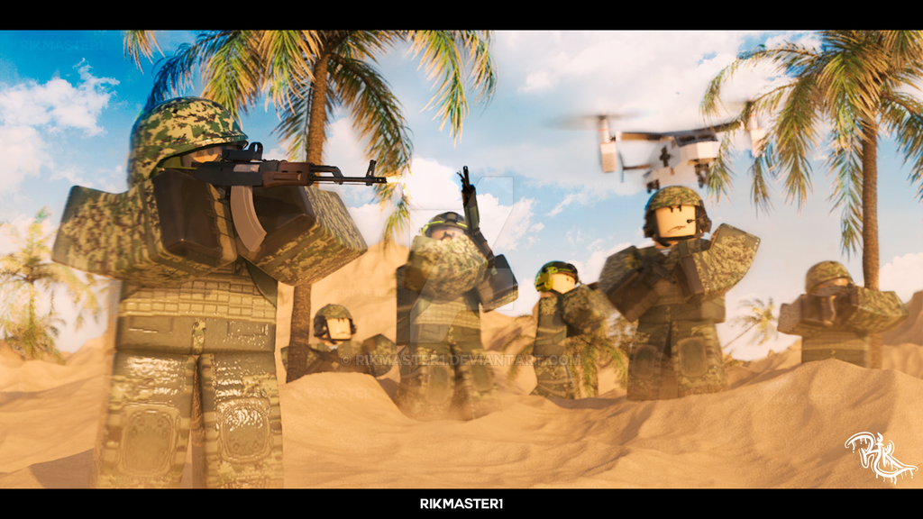 Military Army By Rikmaster1 On DeviantArt