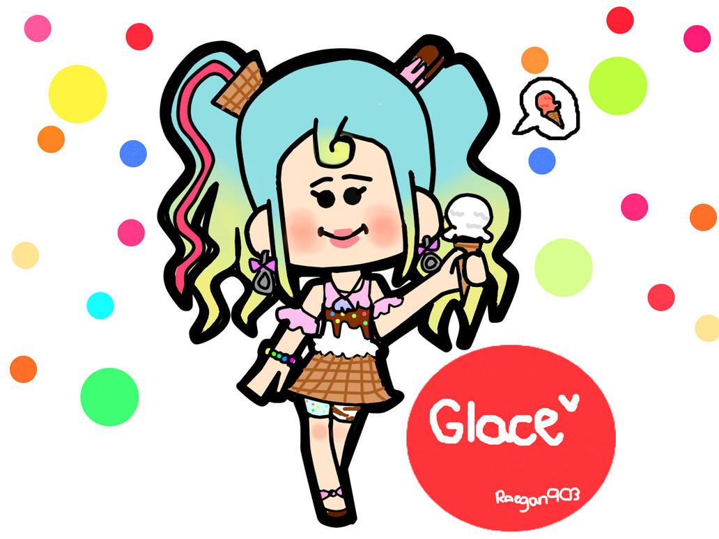 Glace by raegan903