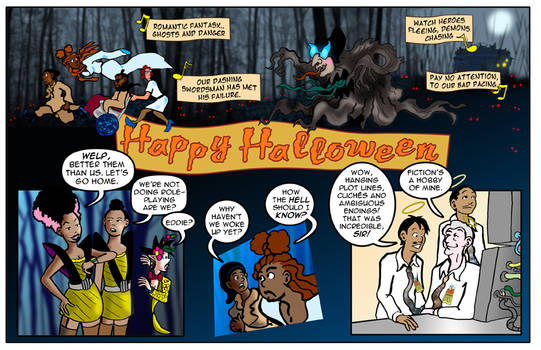 Halloween Story 2015 Part 4
