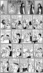Rhapsodies Comicstrips From December 2015 Week 1 by wpmorse
