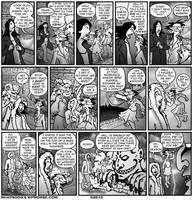 Rhapsodies: Comicstrip Christmas-2015-Part-1 by wpmorse