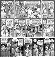 Rhapsodies: Comicstrip Christmas-2015-Part-2 by wpmorse