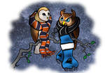 Superb Owl 50 by wpmorse
