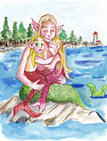 Mermay 2019 Twelve - Mother's Day by wpmorse