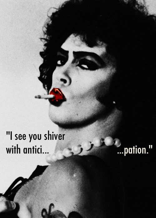 Rocky Horror Picture Show Poster by charliechaplin42 on ...