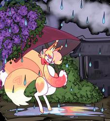 Ikkyu Blooming Rains