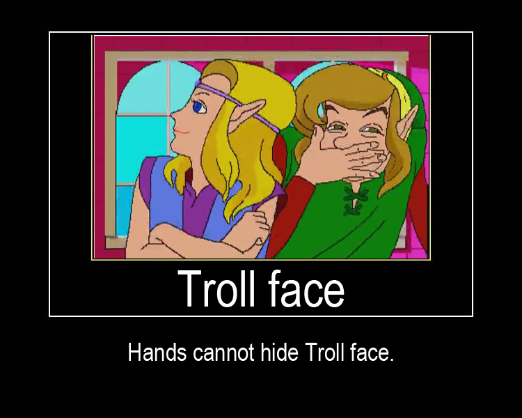 troll face link
