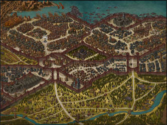 City Of The Night Goddess