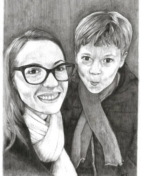Commissioned Portrait #1