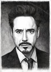 Robert Downey Jr. (b. 1965)