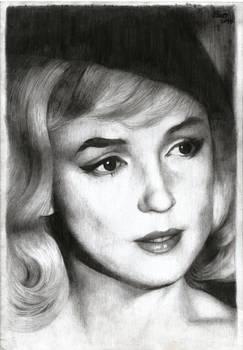 Norma Jeane Mortenson (Marilyn Monroe) (1926-1962)