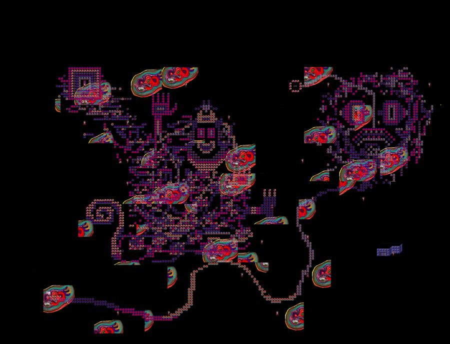Graffiti world map by luckyraindrop on deviantart graffiti world map by luckyraindrop gumiabroncs Choice Image