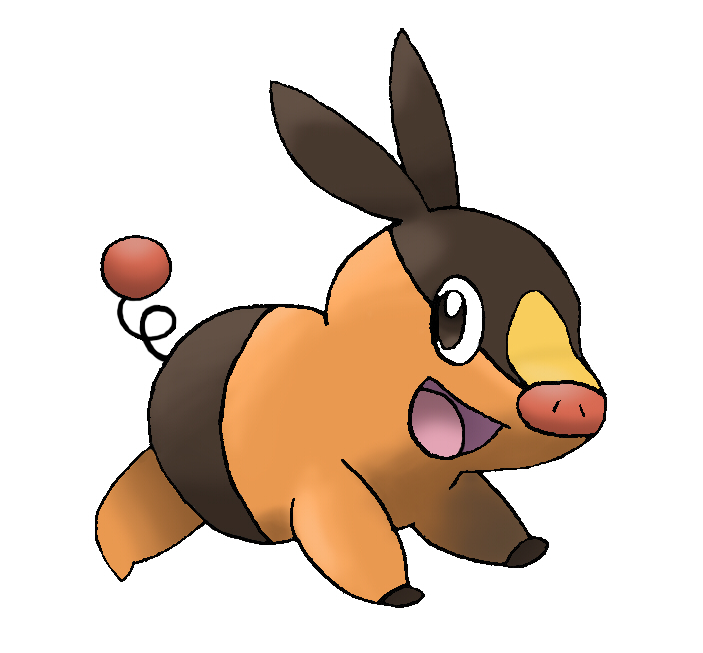 How To Draw Tepig