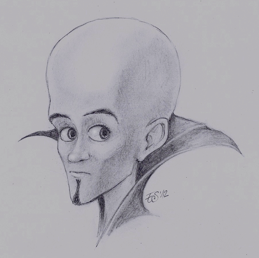 Megamind tutorial picture by eleathyra on DeviantArt