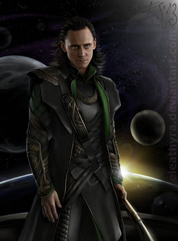 Loki and the universe