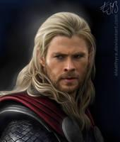 Thor by eleathyra