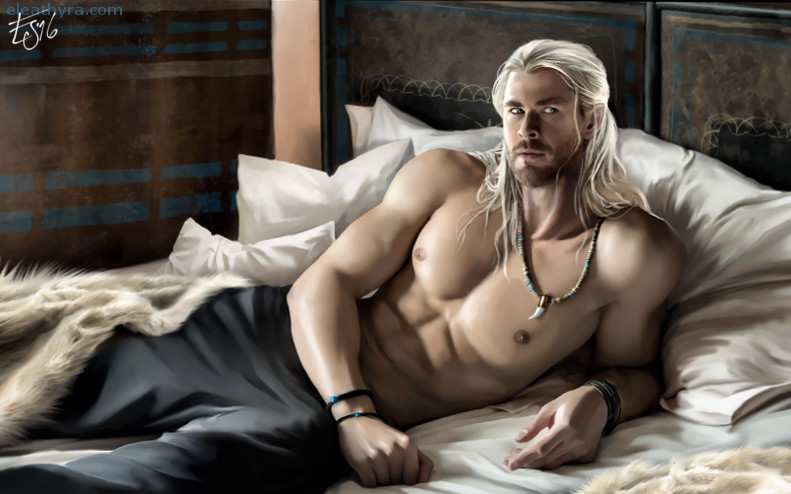 Thor by eleathyra