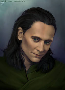 Tom Hiddleston as Loki (with video)