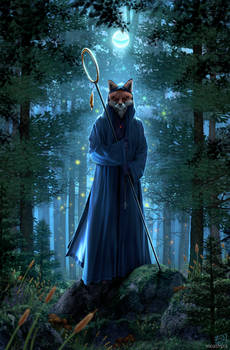 The Wizard Fox Accepts Your Offer (plain  version)