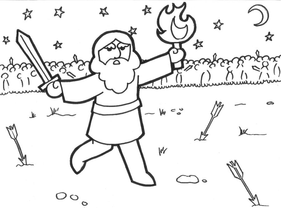 abraham coloring pages sunday school - photo#33