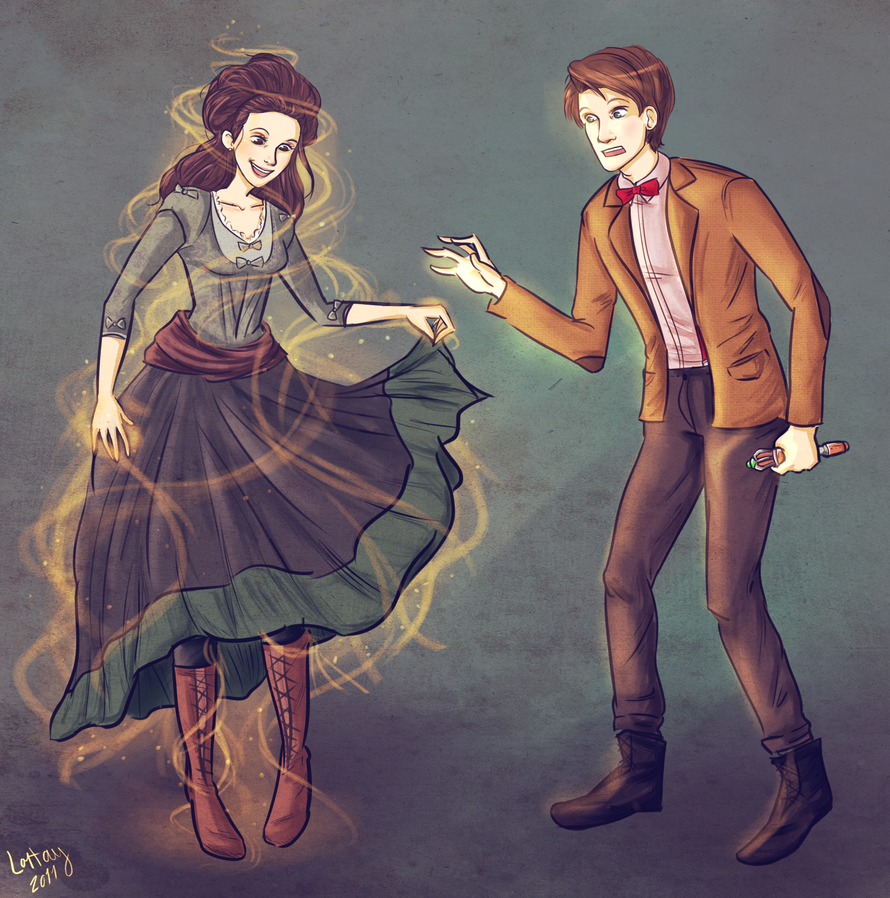 The Doctor's Wife by lortay