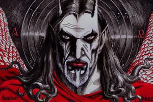 The Satan by Armdeus