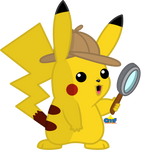 Detective Pikachu by Tiny-Toons-Fan