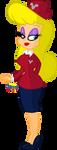 Hello Flight Hostess by Tiny-Toons-Fan