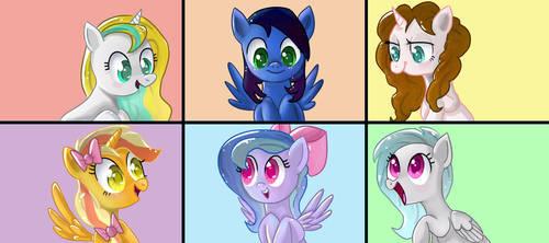 The Pony Bunch