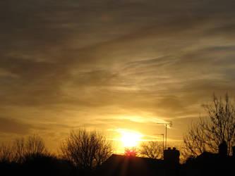 Sunset by SiennaSkye