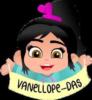 Vanellope DrawASong logo !