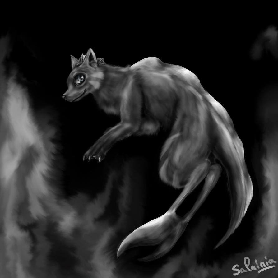 Creature fanstatique - concours Nyo - Aquamania by salainia