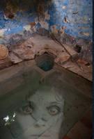 Lady of the bath by geeksr