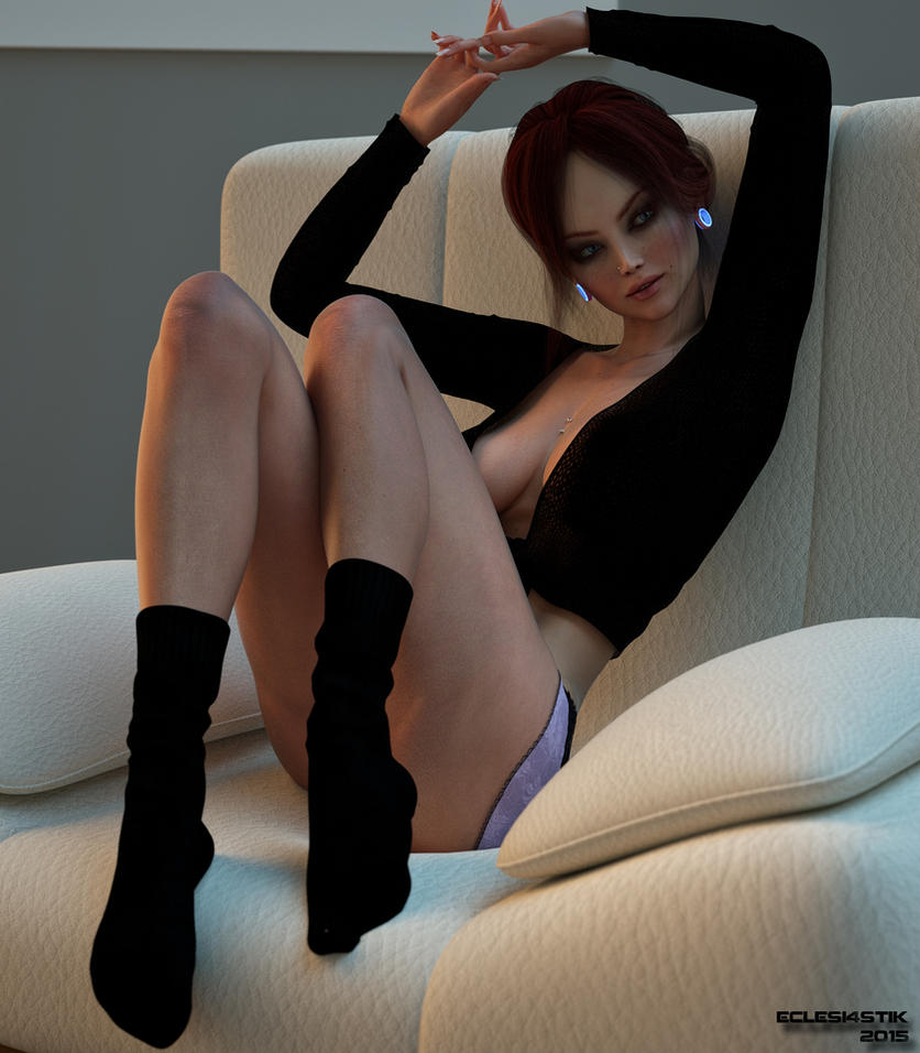 Redhead6 by Eclesi4stiK