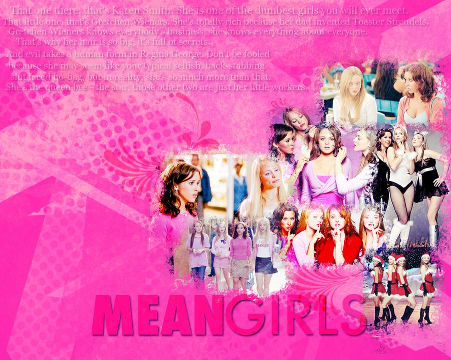 Mean Girls Wallpaper By Darkeyeddreamer