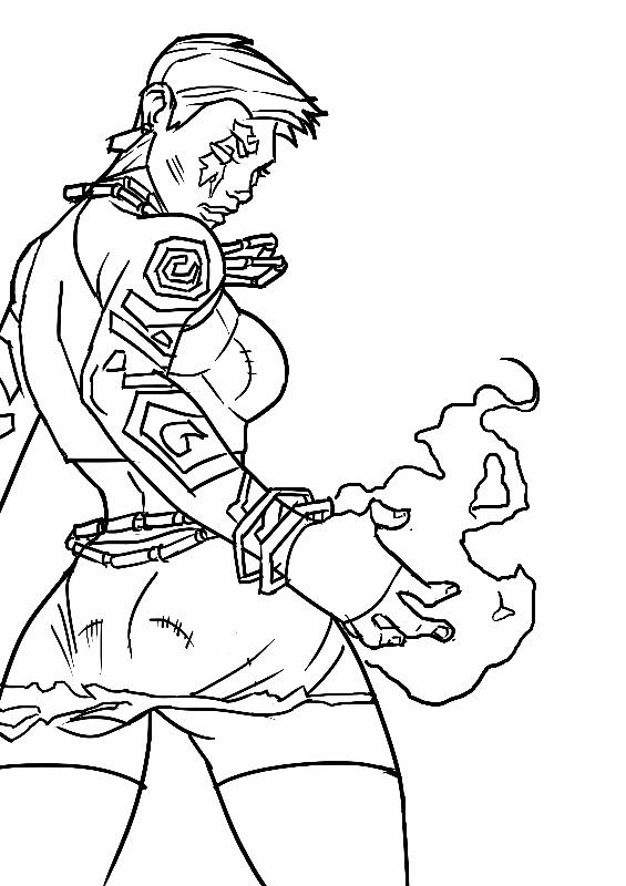 Avonome Sketch by kanyinoj