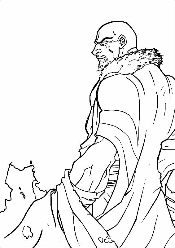 avonome Sketch 2 by kanyinoj