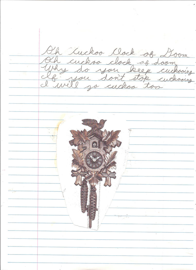 cuckoo clock of doom pdf