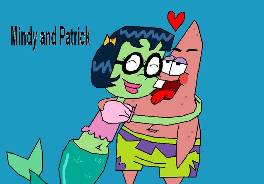 Mindy and Patrick by invderzimfannumber1 on DeviantArt