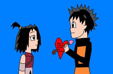 Happy Valentine's Day Rin by invderzimfannumber1