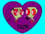 TAZR by invderzimfannumber1