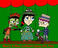 Merry X-Mas JoeMerl Enjoy the Play