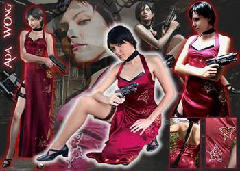Look-a-Like Ada Wong